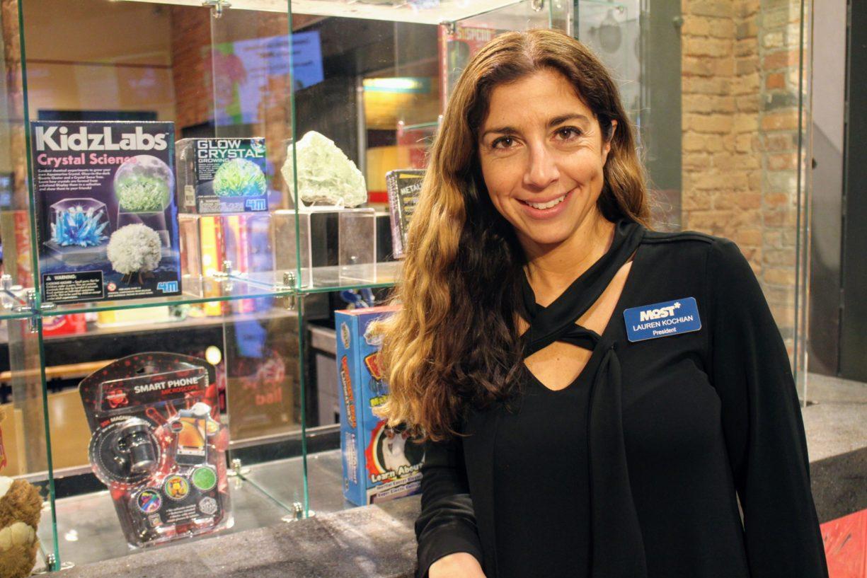 Lauren Kochian