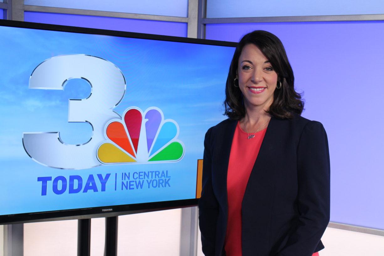 Faces of Syracuse: Megan Coleman