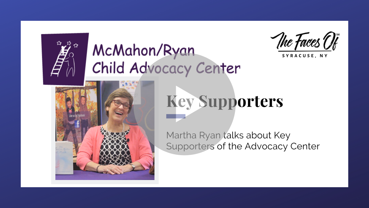 Key Supporters of the Advocacy Center