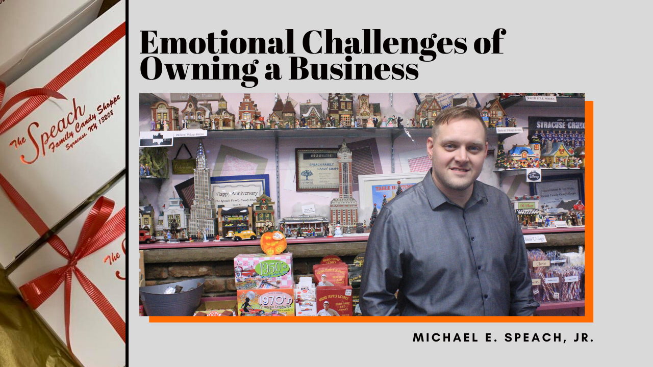 Emotional Challenges of Owning a Business