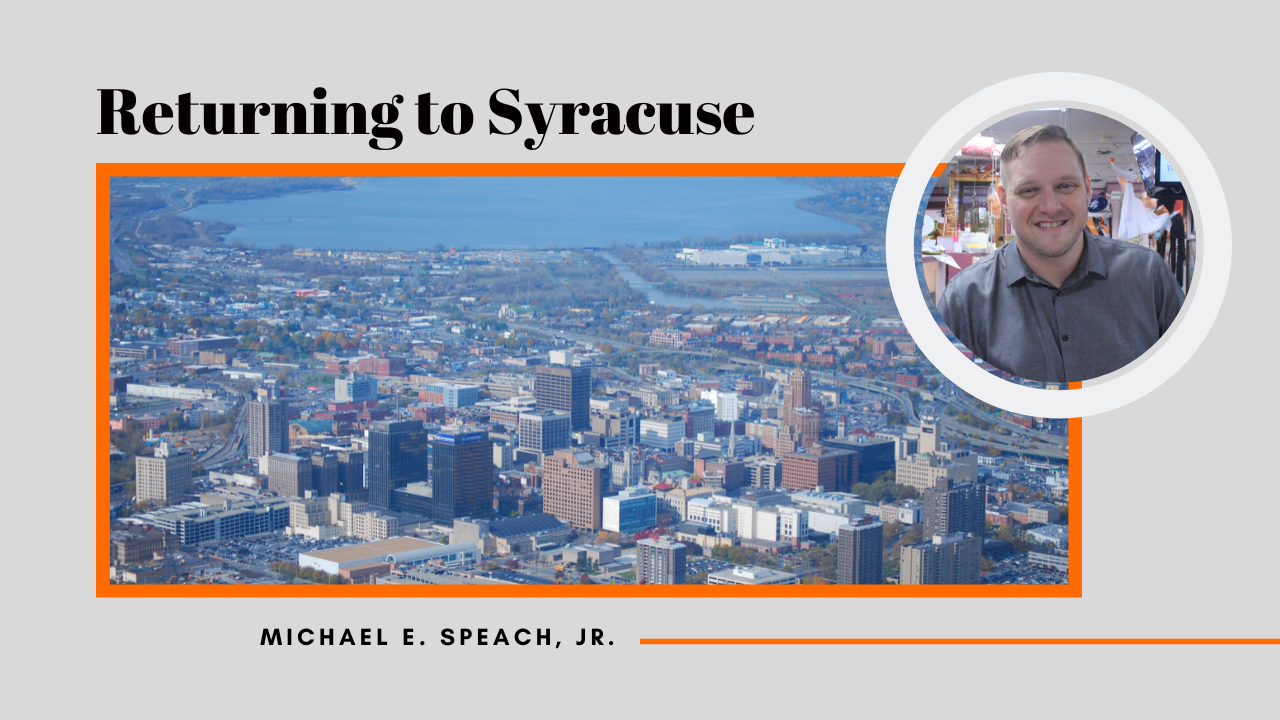 Returning to Syracuse