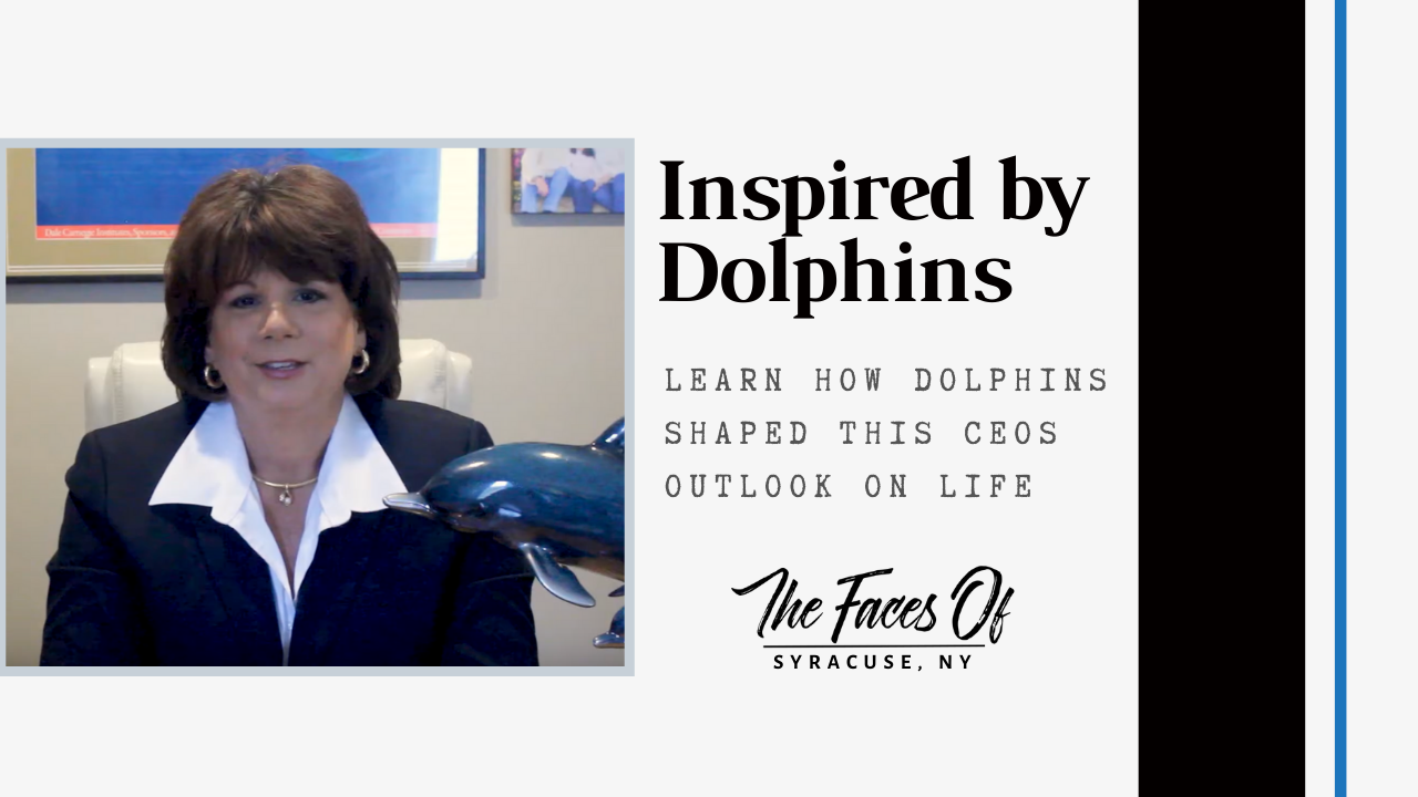 Learn How Dolphins Shaped This CEOs Outlook on Life